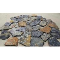 Wholesale Blue Limestone Random Flagstone,Irregular Flagstones,Crazy Wall Stone,Landscaping Random Stone from china suppliers