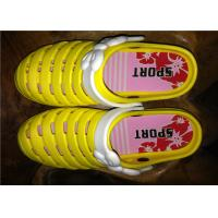 Wholesale Newest Fashion Women EVA Clog Slippers For Beach and Promotion from china suppliers