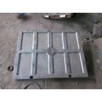 Wholesale Jaw Plate Ni Hard Liners for Law Crushers Hardness More Than HRC54 from china suppliers
