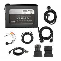 Wholesale Mercedes Diagnostic Tool MB  Star Compact 4 Fit  for any computer and Work in the voltage of 12V/24V. from china suppliers