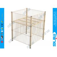 Wholesale Powder Coated Modern Shop Dump Bins from china suppliers