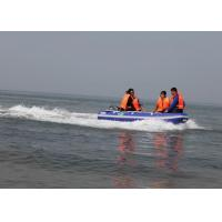 Wholesale Two Paddles Frameless Pontoon Boats , 11 Ft HandMade Folded Portable Folding Boat from china suppliers