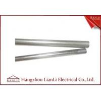 Wholesale 1/2 inch Steel EMT Electrical Conduit Welded 2 inch Galvanized Pipe from china suppliers