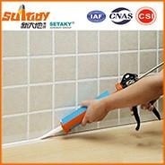 Quality setaky 505R5 wall putty tile adhesive use redispersible dispersion polymer powder RDP used with MHEC for sale