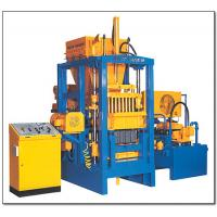 China Cement block machine for sale on sale
