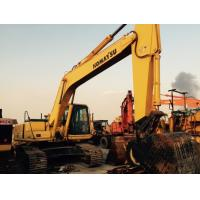 Buy cheap Used KOMATSU excavator PC220-6(No.3 )for sale from wholesalers