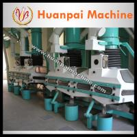 Quality Complete Set Flour Mill Machine For Wheat Maize And Corn for sale