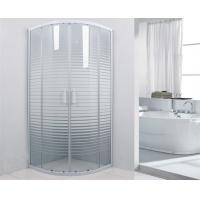 Wholesale White Frame 800 x 800 Shower Enclosure , Corner Shower Units For Small Bathrooms from china suppliers