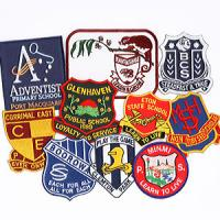 Wholesale Embroidery Metal School Badge from china suppliers