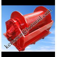 Wholesale custom built 20 ton high speed hydraulic winch hoisting hydraulic winch from china suppliers