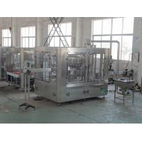 Wholesale Pure mineral water Bottle Filling Machine , liquid filling machine from china suppliers