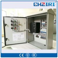 Wholesale Customized 15KW one-drive-four motors VFD speed control cabinet variable frequency inverter from china suppliers