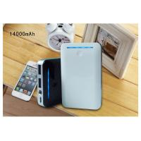 Wholesale 14000mAh 5v Mobile Power Bank 18650 Battery Charger Box for Phone from china suppliers
