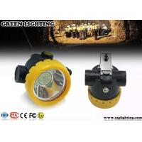 Wholesale 1W Safety Cree LED Mining Light With 2.2Ah Rechargeable Li - Ion Battery from china suppliers