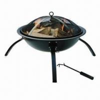 Quality Fire Pit with Folding Legs for sale