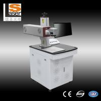 Quality Desktype Fiber Laser Marking Machines For Metal Spoon Chargers Keyboards for sale