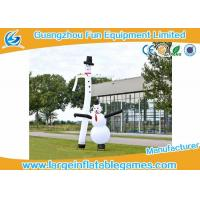 Wholesale Advertising Small Inflatable Air Dancering Man / Inflatable Snowman Dancer For Business from china suppliers
