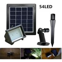 Wholesale White/Warm White/Green Outdoor Waterproof 54LEDs Solar Led Flood Lights Solar LED Spotlights Soar Garden Lamps from china suppliers