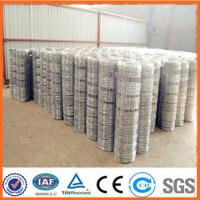 Wholesale used hot dipped galvanized field grassland fence from china suppliers