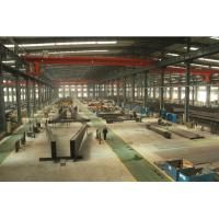 Buy cheap Over The Lifting Metallurgical Single Girder Crane For Workshop Warehouse Yard from wholesalers