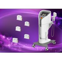 Quality 300W HIFU Machine For Face Wrinkle Removal / Face Lifting Beauty Salon Equipment for sale