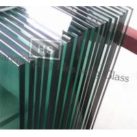 Wholesale 10MM  clear tempered glass as furniture glass from china suppliers