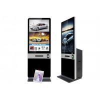 """Wholesale 43"""" Instagram Photobooth Kiosk With Printer And Coin/Bill Payment Function from china suppliers"""