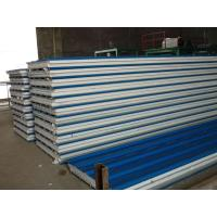 Quality Polyurethane Sandwich Panel for sale