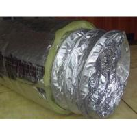 Buy cheap Insulated Flexible Duct With Fberglass Wool from wholesalers