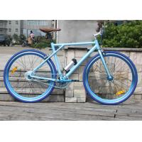 Wholesale Custom 24v High End Mountain Bikes , High Power 250w Womens Electric Bike from china suppliers