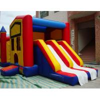 Wholesale PVC Kids Inflatable Combo Bouncers from china suppliers