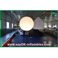 Wholesale Decorative Lighted Balloons / Inflatable Lighting Decoration For Party And Advertising from china suppliers