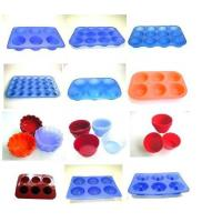 Wholesale Silicone Kitchenware, Nonstick Silicon Cake Mould With Customized Shape from china suppliers