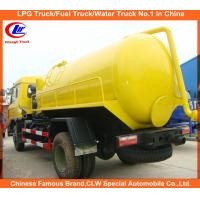 Quality Shacman Sewage Suction Truck 4*2 Shacman Sewage Suction Truck 151-250HP, HOT SALE! 10,000Liters sludge tqank truck for sale