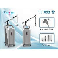 Wholesale Grey portable fractional co2 laser skin resurfacing acne scars from china suppliers