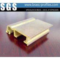 Wholesale Durable Build Waterproof Decorative Copper Material Profiles from china suppliers