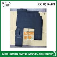 Wholesale Rubber Grey Pickup Floor Mats , Hitachi EX200-5 Protective Floor Mats from china suppliers