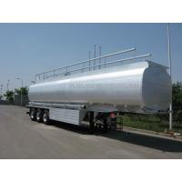 Wholesale Aluminum Tanker Semi-trailer from china suppliers