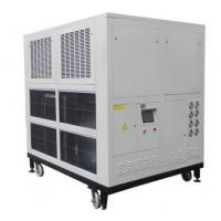 Wholesale Industrial Air Cooled Chiller Unit for Mould Cooling 3N - 380V 50HZ Power from china suppliers
