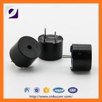 Wholesale Low voltage 5 Volt 95 DB 2400 HZ Black Electromagnetic Buzzer for Car Alarm from china suppliers