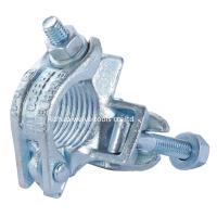 Wholesale UK scaffolding  double  couplers  types of  scaffold clamps from china suppliers
