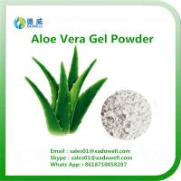 Wholesale Nutritional Ingredients Aloe Vera Gel Powder from china suppliers