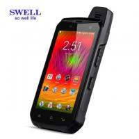 Wholesale 5 Inch Waterproof  IP68 Smartphone Android 6.0 with walkie talkie from china suppliers