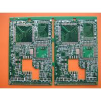 Wholesale 0.4MM 1-28 Layers FR4 Multilayer Custom PCB Boards with HASL and for Digital TV from china suppliers