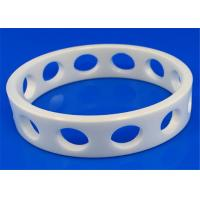 Wholesale High Performance Machinable Zirconia Ceramic Rings Insulation 6.0g / cm3 Density from china suppliers