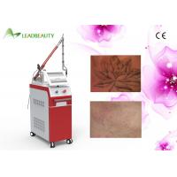 Wholesale 1064nm & 532nm & 1320nm Q Switched Nd Yag Laser Tattoo Removal Equipment For Clinic from china suppliers