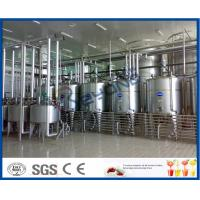 Wholesale Full Automatic Industrial Yogurt Making Machine For Dairy Plant Project 2000L - 20000LPH from china suppliers