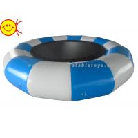 Wholesale Large Inflatable Water Park / Inflatable Water Bouncer Games For Both Kids and Adults from china suppliers
