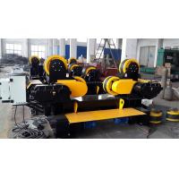 China 60T Movable Welding Roller Stands For Pressure Vessels / Tanks / Boilers Turning Welding on sale