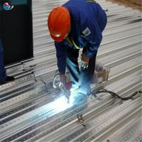 Buy cheap Wholesale steel Philippines floor decking sheet from wholesalers